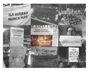 Una Sentencia emblemática para la protección del derecho a la protesta en Colombia