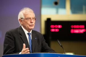 Statement of Josep Borrell Fontelles, Vice-President of the Euro